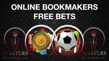 Online bookmakers free bets