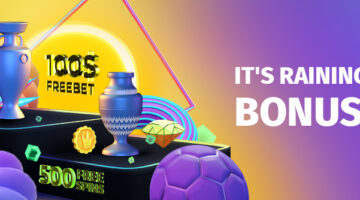 UEFA Euro 2020 Offer – Mystake Daily 500 Free Spins and €100 Free Bets