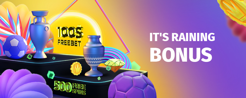 Mystake Daily 500 Free Spins and €100 Free bets